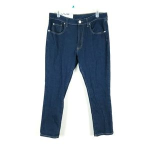 NWT BDG Drainpipe High Rise Cropped Jeans Plus 30w